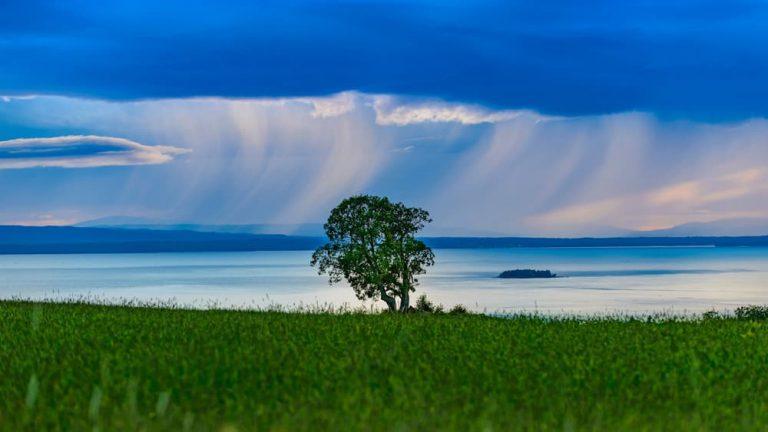 Jämtland natur landskap