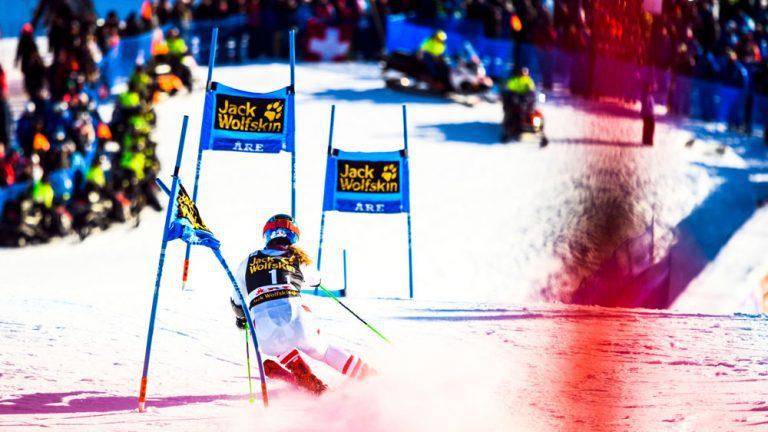 Alpint skidor Åre