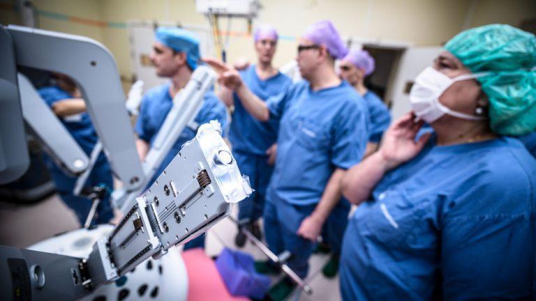 Reportagefoto gruppbild vård omsorg