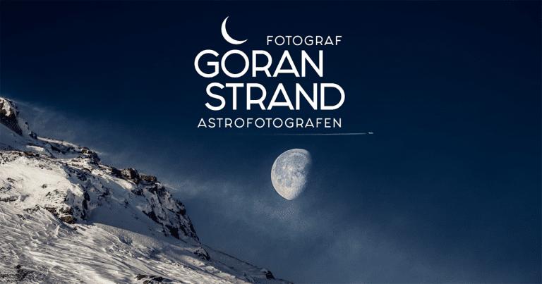 Astrofotografen Göran Strand